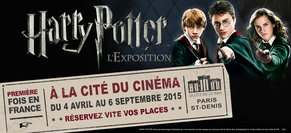 Expo HP à la cité du cinéma La-cite-du-cinema-980x450-harry-potter